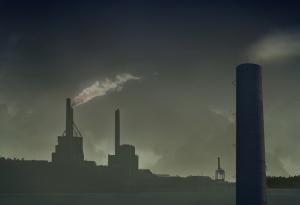 chimney-smog