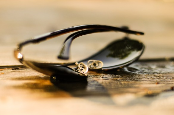New Glasses with Mini Camera Could Help the Legally Blind Read